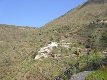Anwesen bei Masca im Teno Gebirge
