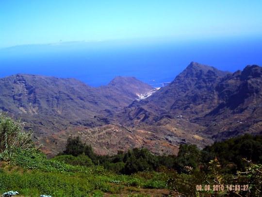 Im Anaga Gebirge