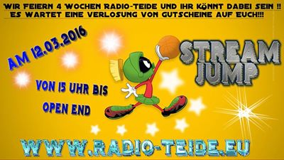 Radio ein Monat