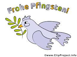 Pfingst Taube