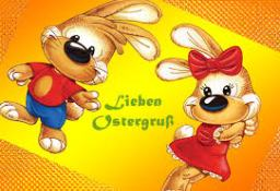 FROHE OSTERN