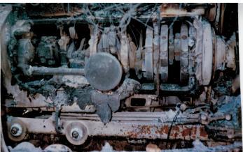 Der Motor ist doch auch nur aus Stahl