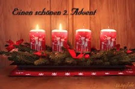 Eine schöne Advents-Zeit....