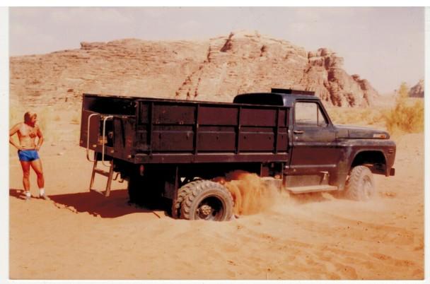 Wadi Rum Akaba