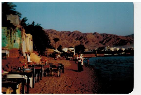 Fischrestaurants Akaba/Jordanien